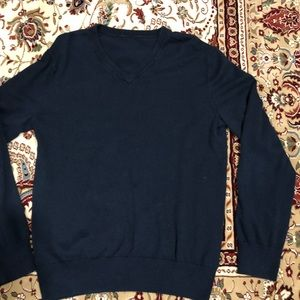 Worn man gap sweater M